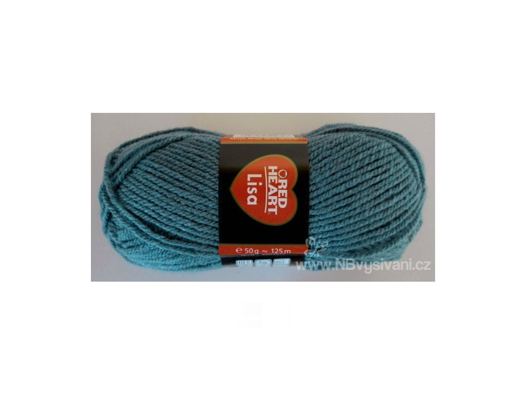 9809619-00185 Lisa 50g - Greyish Blue (doprodej)