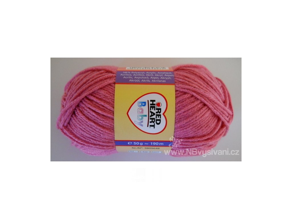 9809648-08503 Baby 50g - Pink