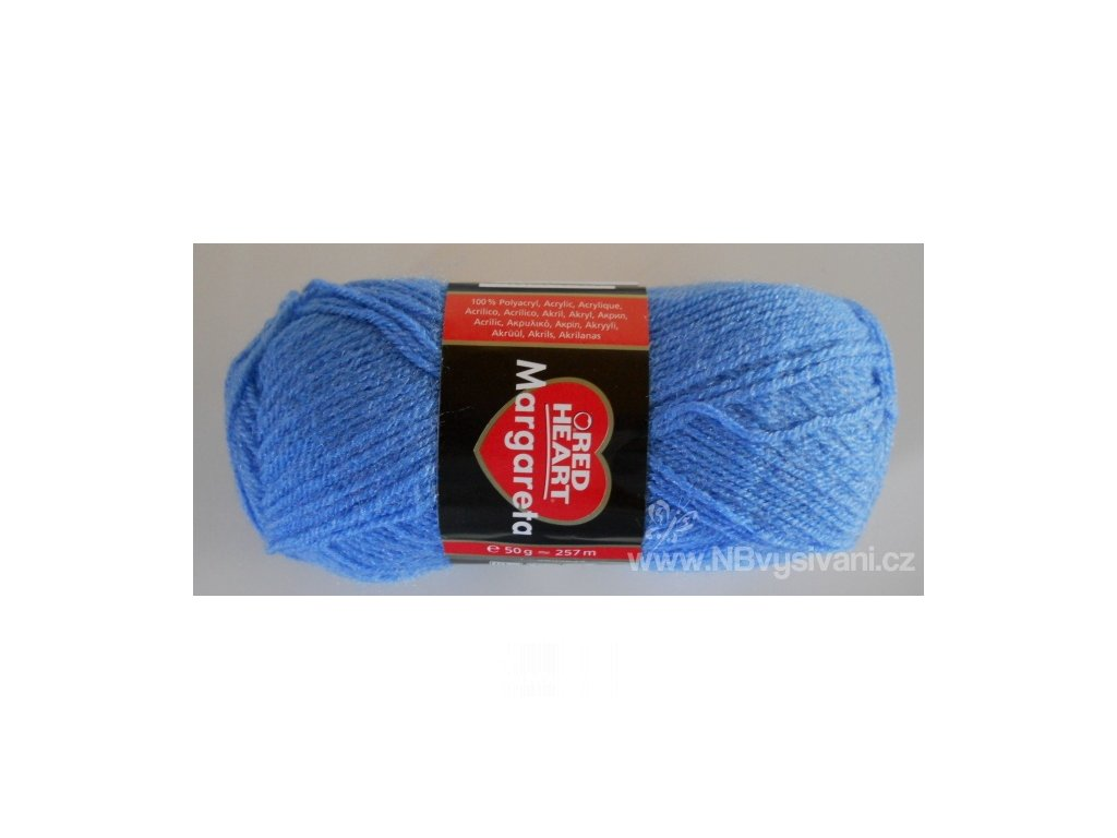 9809623-01185 Margareta 50g - modrá