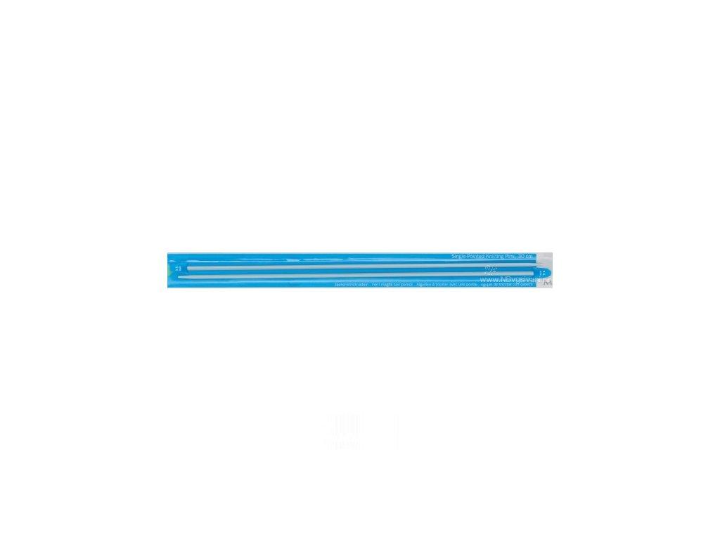 2221306 Pletací jehlice rovné 30cm/4,5mm