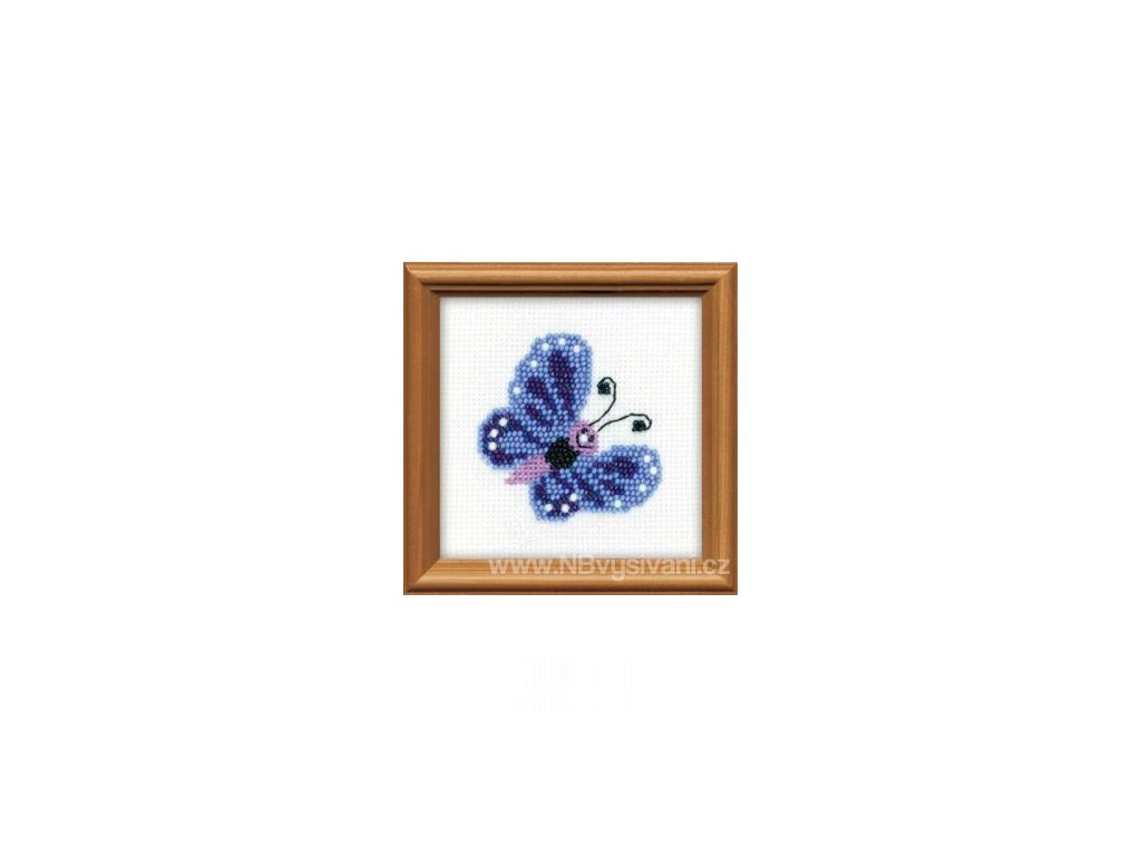 RIO-1110 Motýlek (korálky)