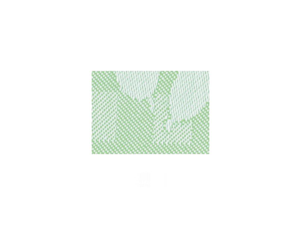 HOF7572-505 Kuchyňská utěrka - zelená (50x70cm)