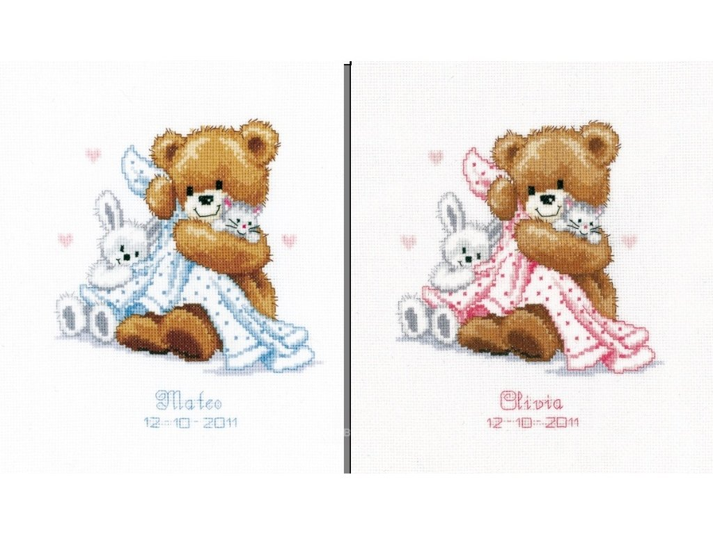 VE2002-70.332 Medvídek a přátelé