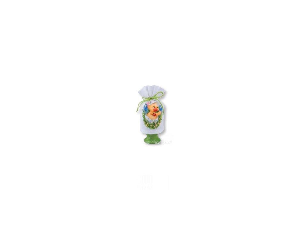 VE2320-16.401 Dekorační sáček na vajíčka - kačenka