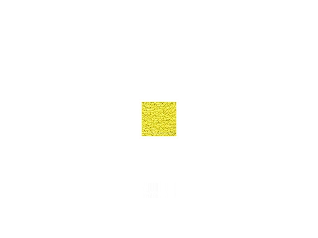 00128 Korálky - Yellow (4,54g)