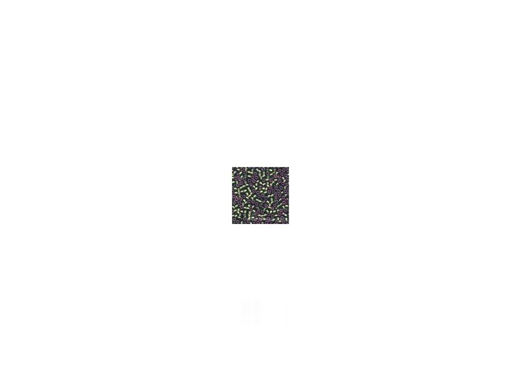 03059 Korálky - Green Velvet (2,63g)