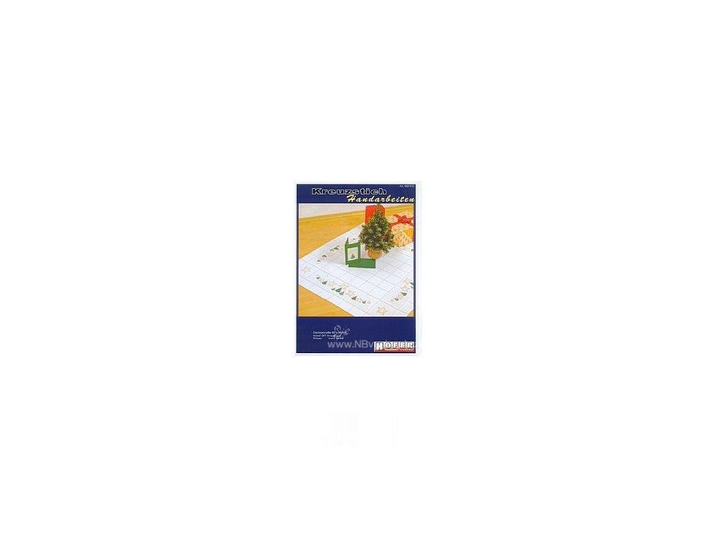 HOF952015 Ubrus - vánoční motiv (předloha)