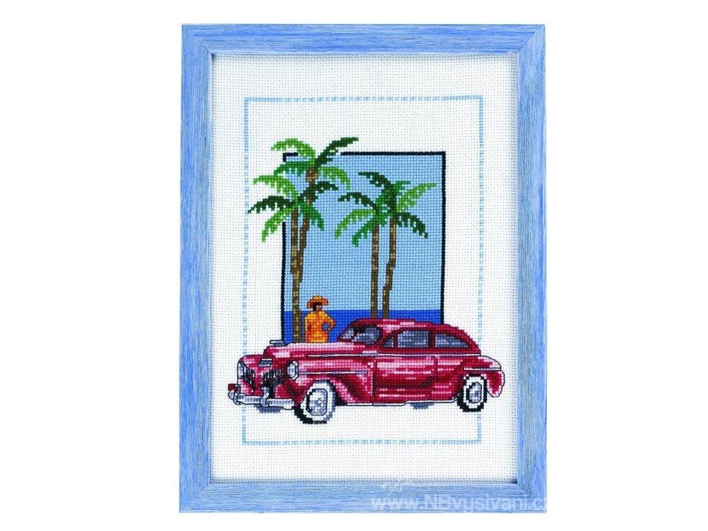 PER92-8127 Červený pozdrav z Kuby
