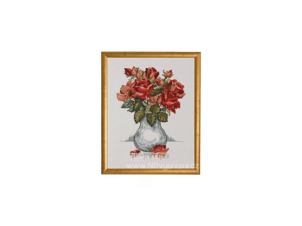 PER90-0308 Kytice růží