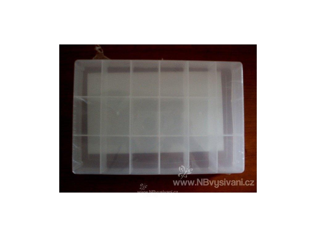 RR-OXBE Plastový organizér