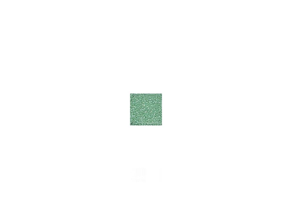 00525 Korálky - Light Green (4,54g)