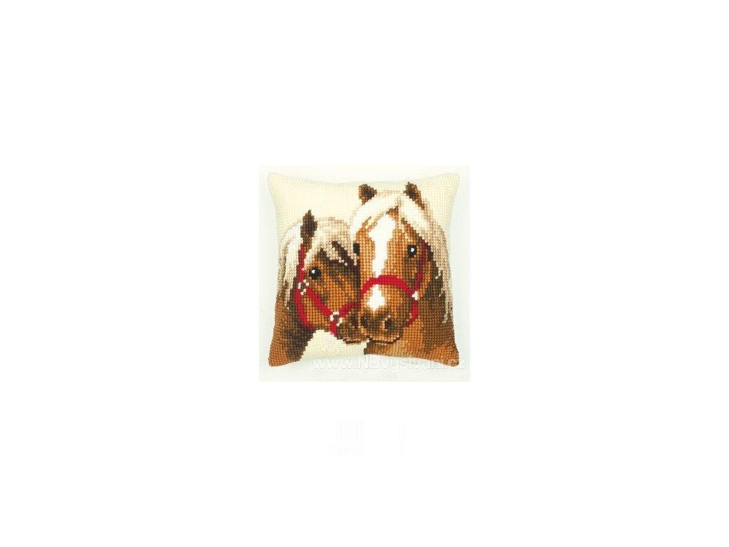 VE1200-126 Polštář s koníčky