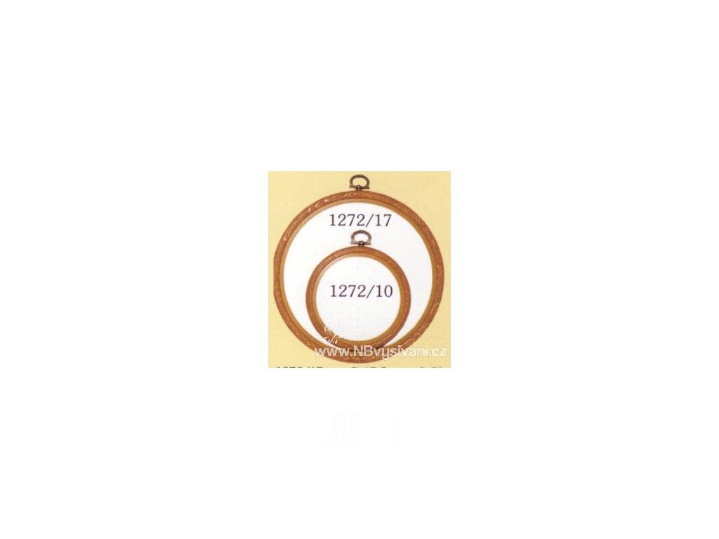 VE1272-17 Flexi rámeček 2v1 imitace dřeva (17,5cm)