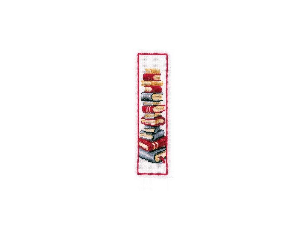 VE-PN0011280(17.522) Záložka - Sbírka knih