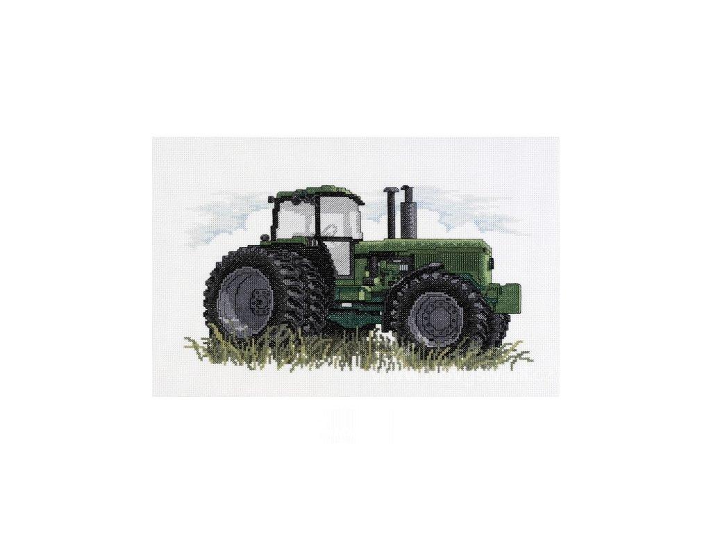 J080-0474 Traktor