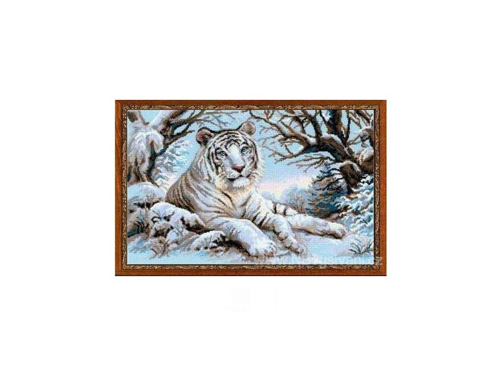 RIO-1184 Bílý tygr