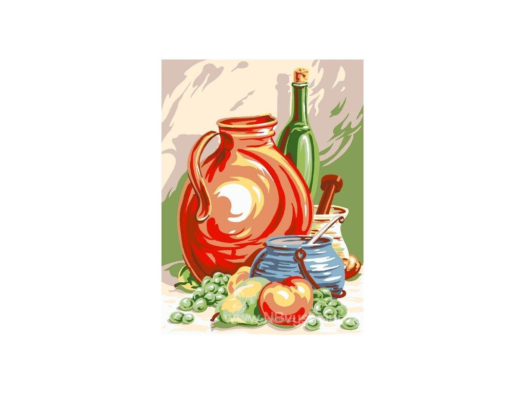 ARP988.0130.04 Víno a ovoce