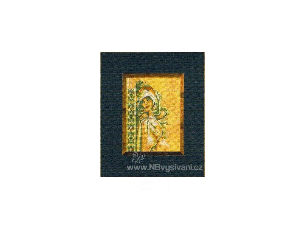 ART-L34773 Arabská žena (malé provedení) (doprodej)