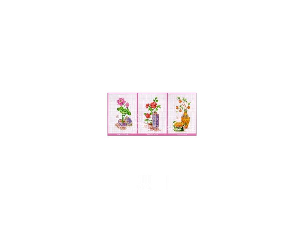 H-04-3139 Shiny Blossom (předlohy)