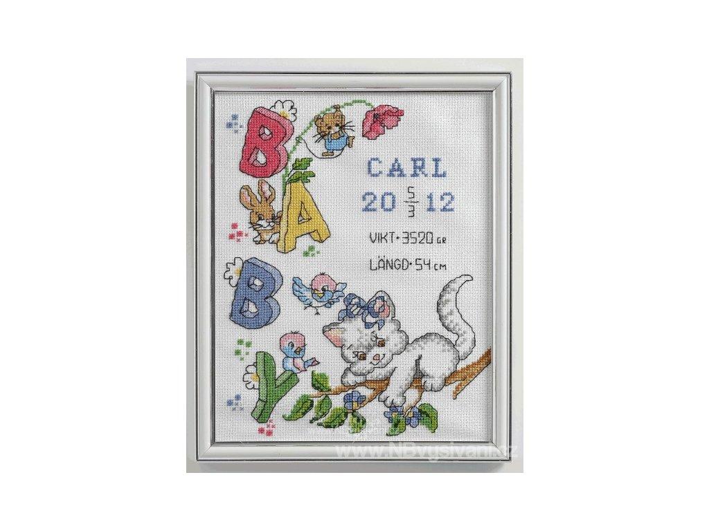 A-9240000-02102 Narozeninový sampler pro chlapce (doprodej)