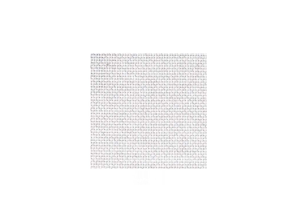 ZW3706-11 Aida 14ct White Pearlescent (55x50cm)