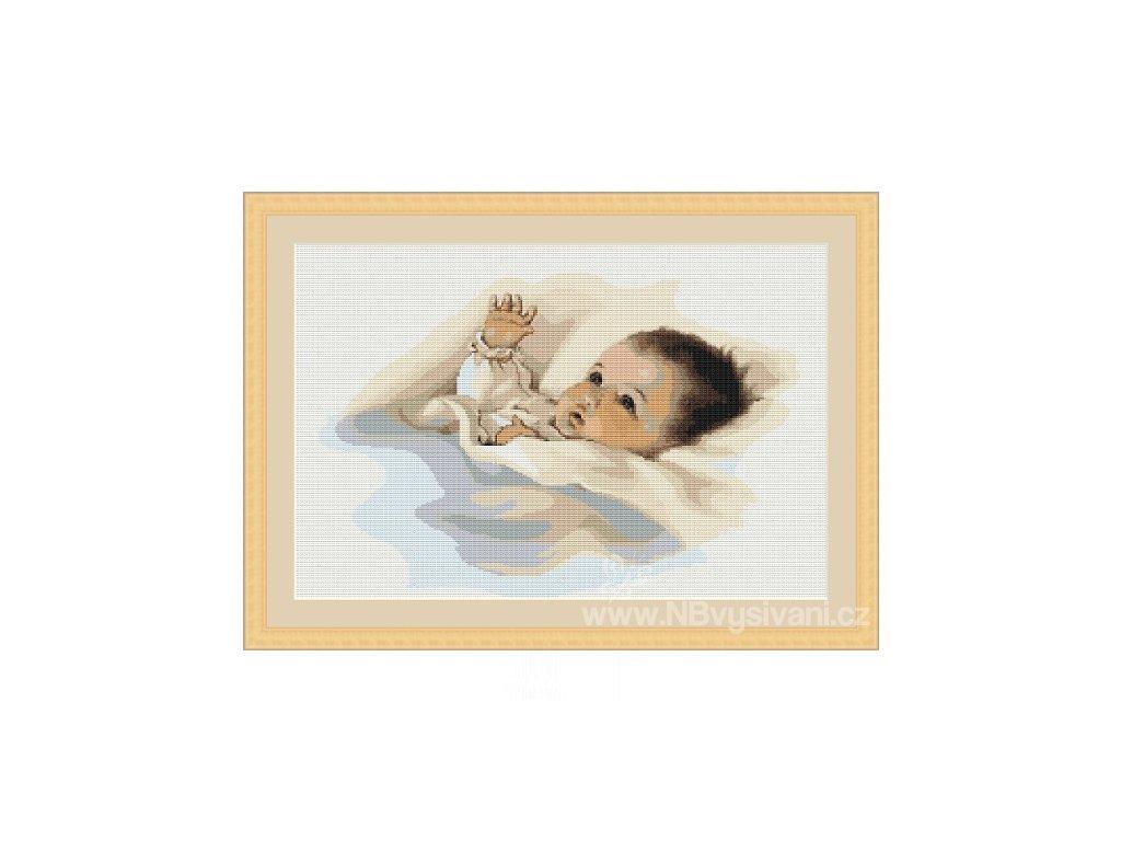 LUC-B385 Novorozeně