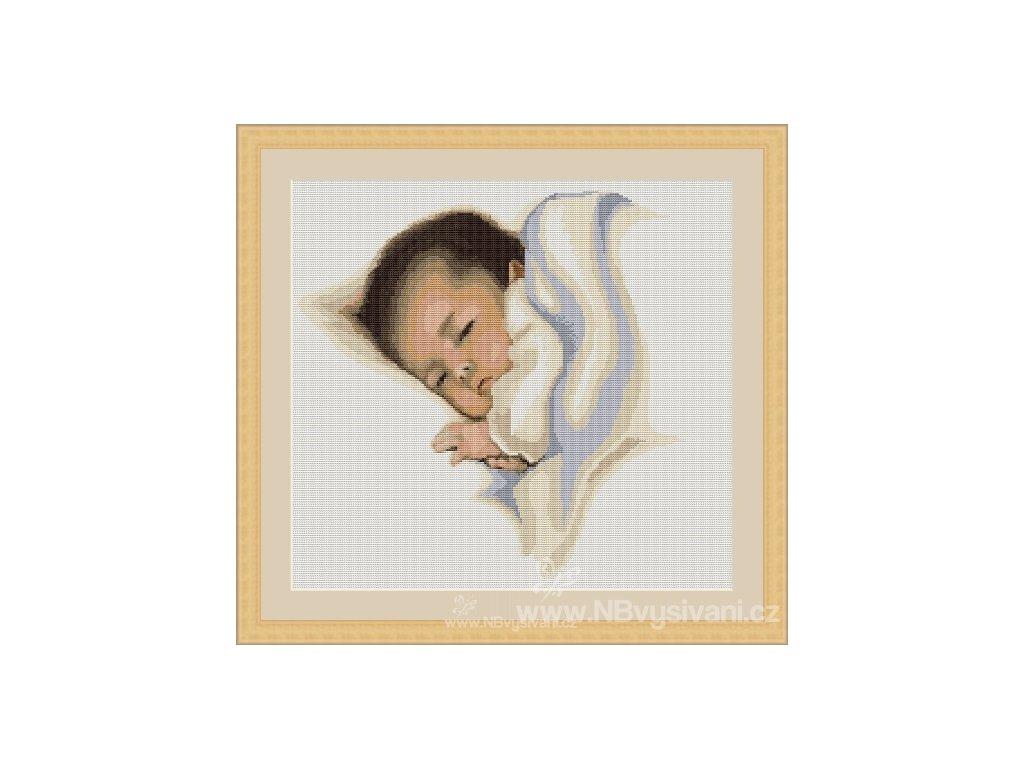 LUC-B384 Malé novorozeně