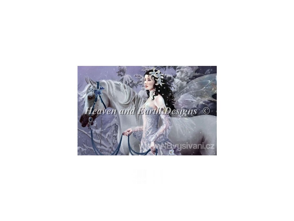 HAED - QS Winter Wings (Aida 18ct)