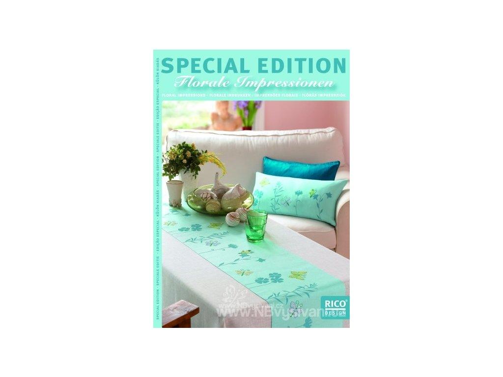 RICO-25501.00.00 Special Edition - Florale Impressionen
