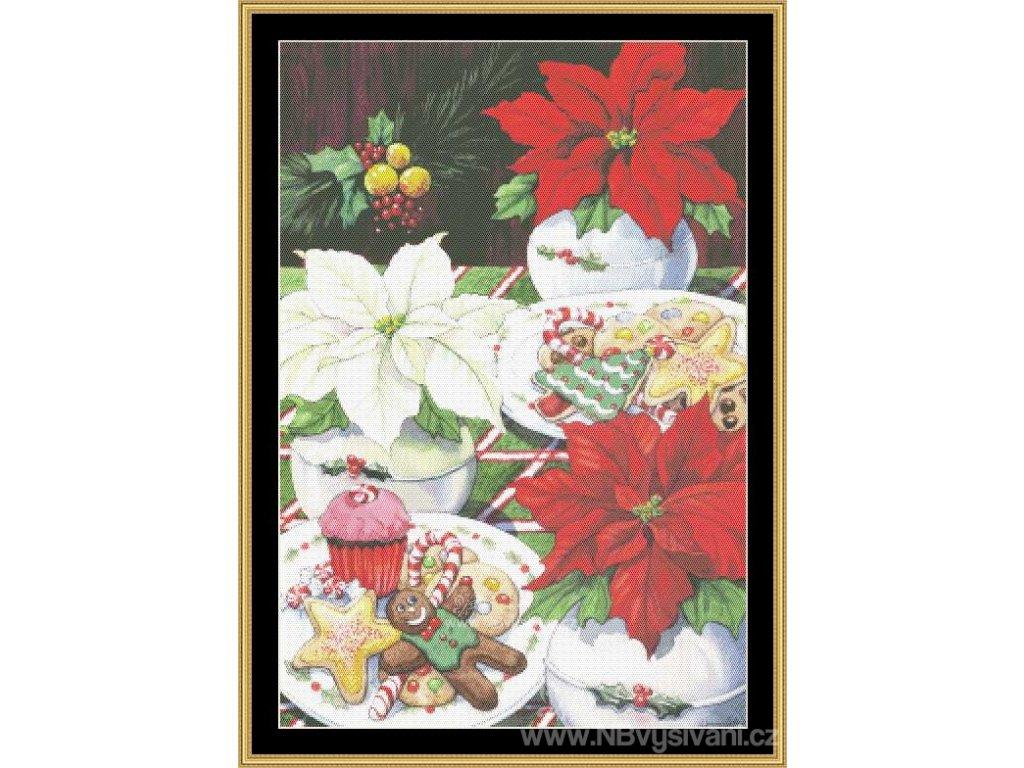 MS-NW03 Christmas Delights (Aida 18ct)