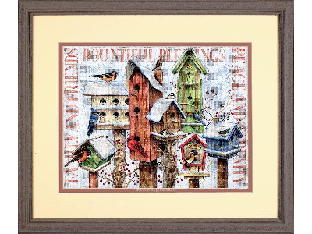 70-08863 Winter Housing - Zimní ubytování