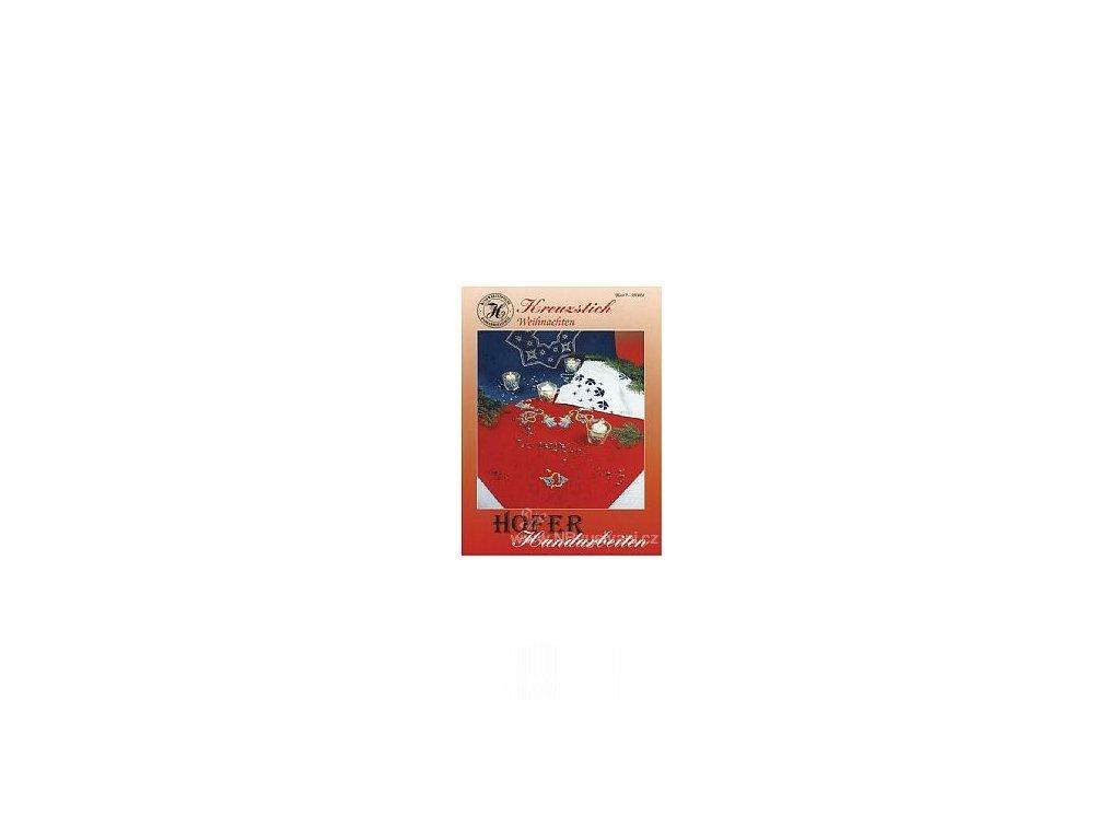 HOF950021 Ubrus - vánoční motivy (předlohy)