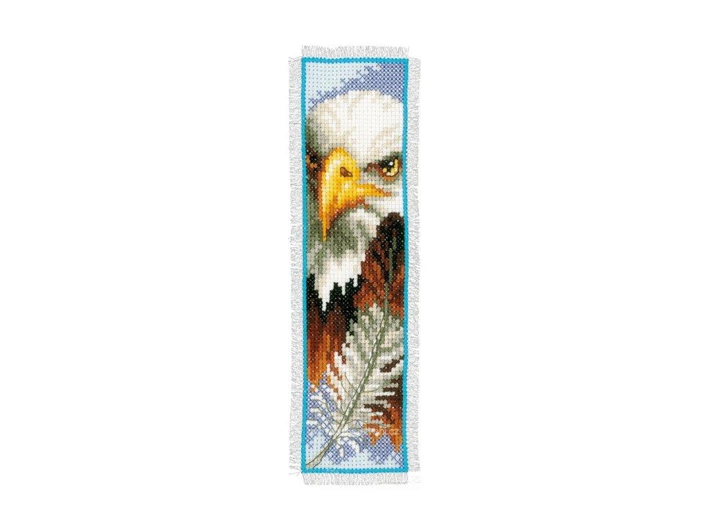 VE-PN0144708 Záložka do knihy - orel bělohlavý