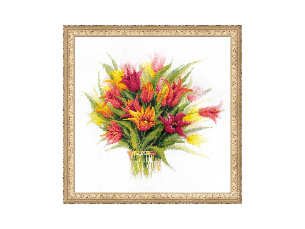 RIO-1293 Kytice tulipánů