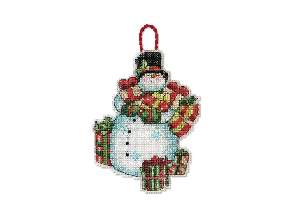 70-08896 Snowman Ornament - dekorace