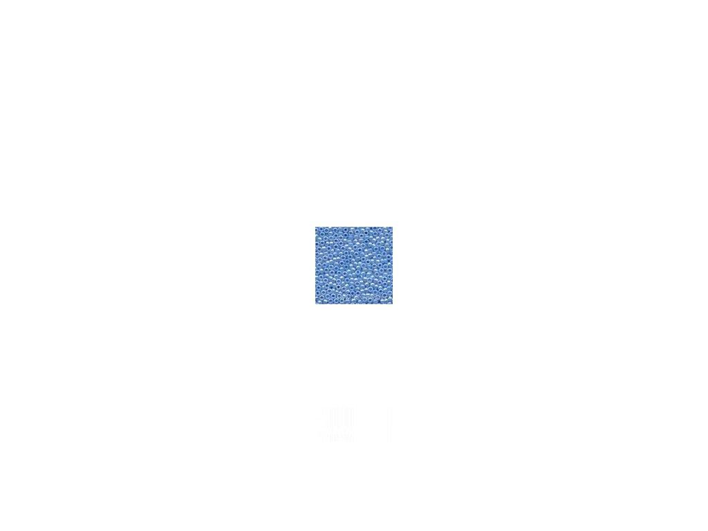 02007 Korálky - Satin Blue (4,54g)