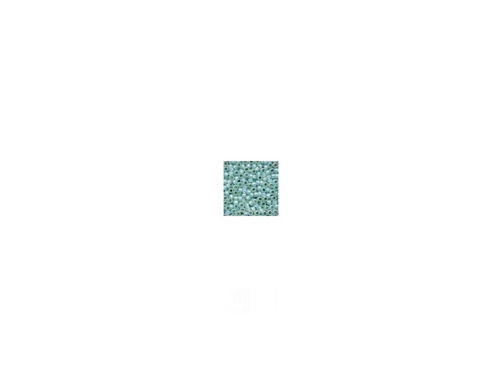 18828 Korálky - Opal Seafoam (6g)