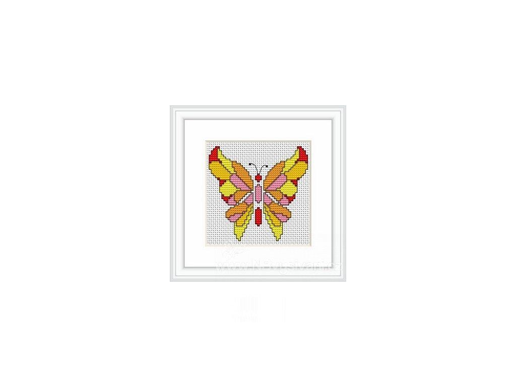 LUC-B049 Motýl