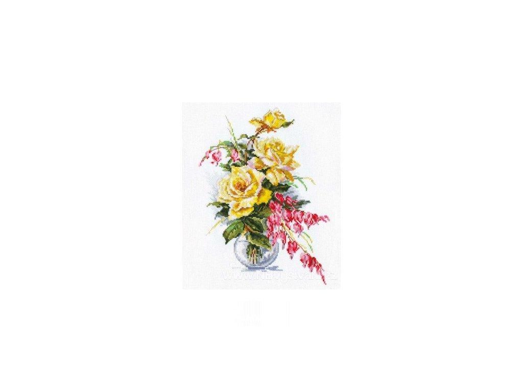 AL2-20 Žluté růže
