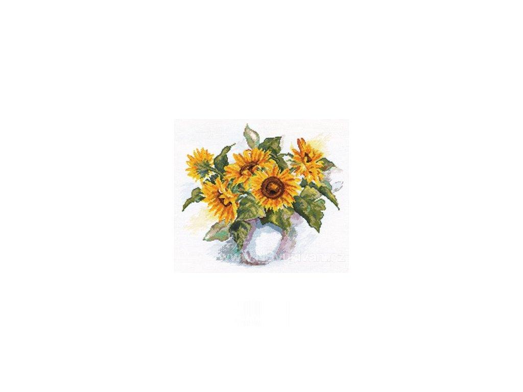 AL2-08 Kytice slunečnic
