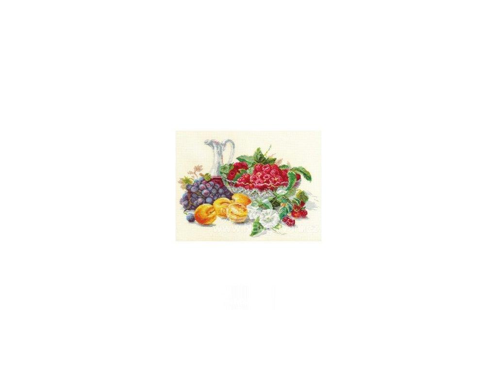 AL5-10 Zátiší s ovocem