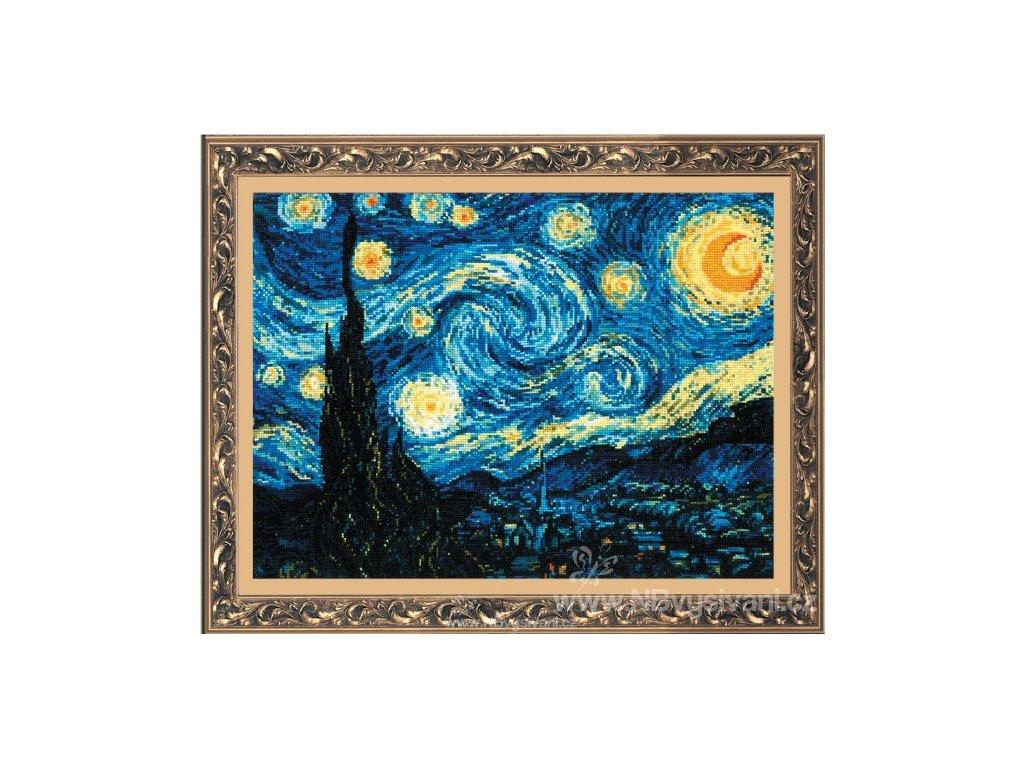 RIO-1088 Hvězdná noc - Vincent Van Gogh