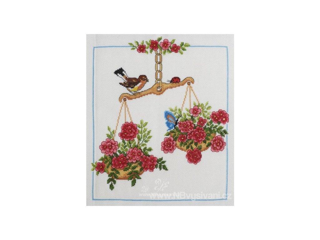 A-9240000-03304 Závěsné květináče (doprodej)