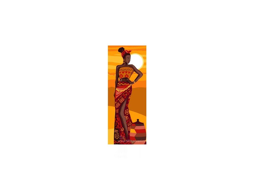 ARP988.0137.124 Africká kráska