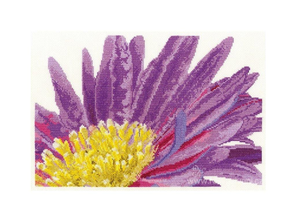 DMC-BK1341 Purpurový květ (doprodej)