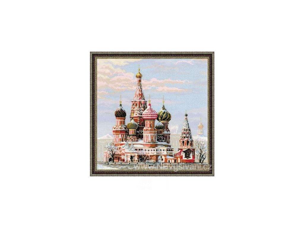 RIO-1260 Katedrála v Moskvě