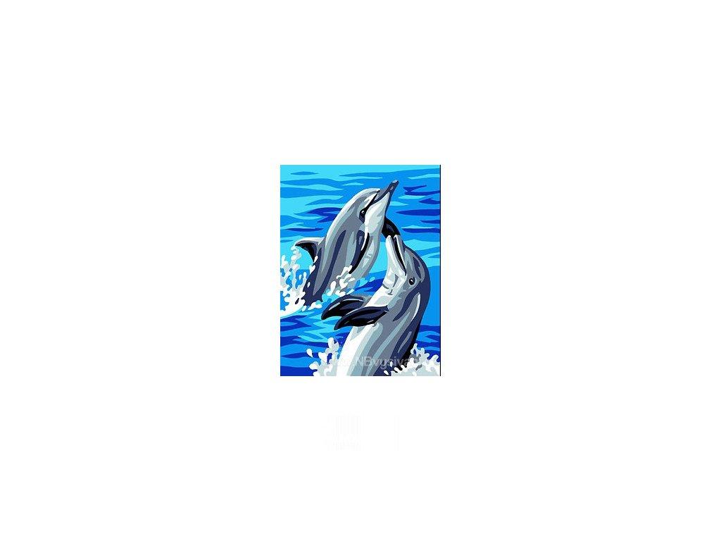 ARP988.0107.102 Delfíni duo