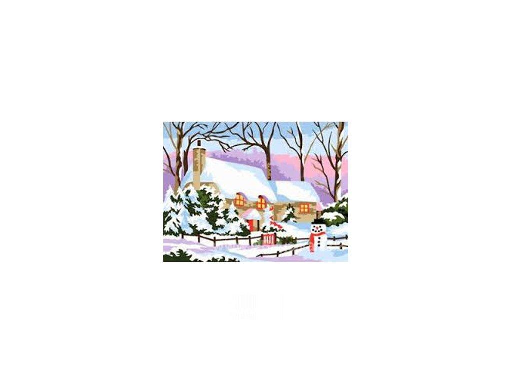 ARP988.0107.152 Zimní chaloupka