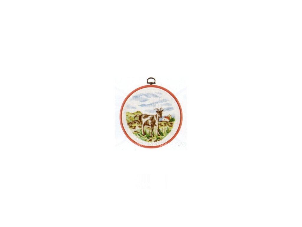 ARP988.6420.44 Sada s rámečkem - koza (doprodej)
