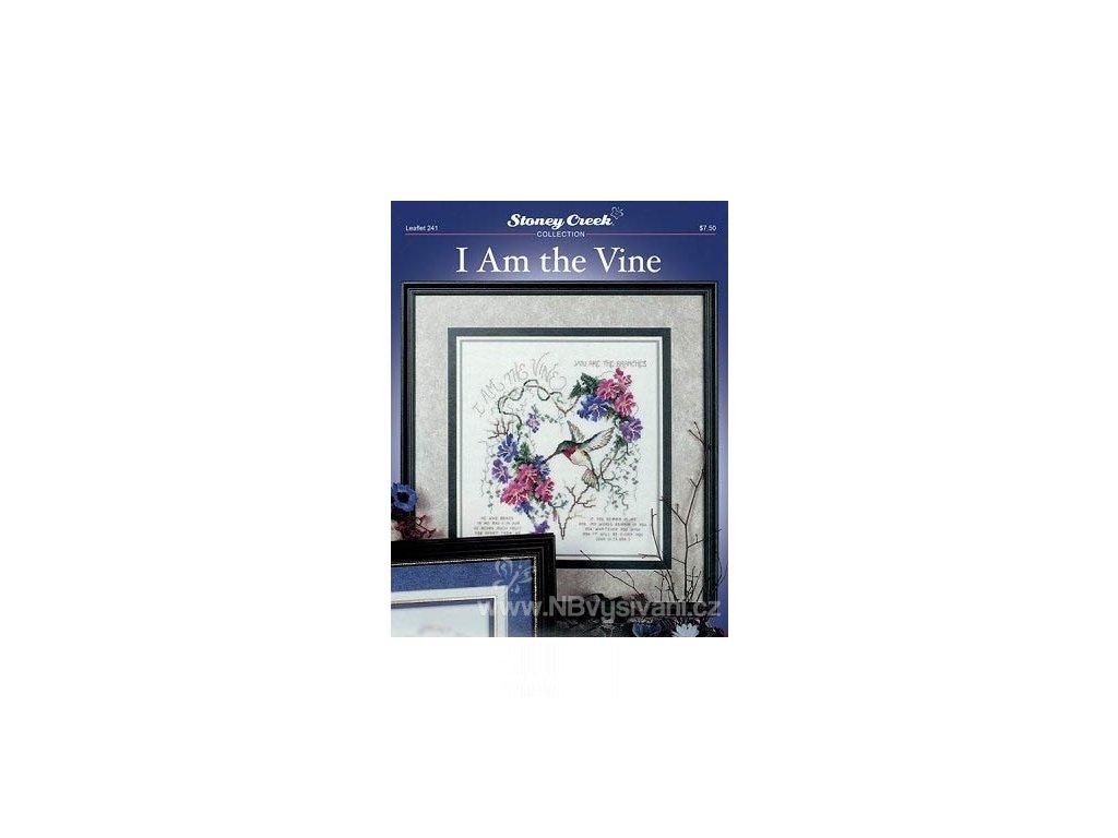 H-13-1401 I Am the Vine (předloha)